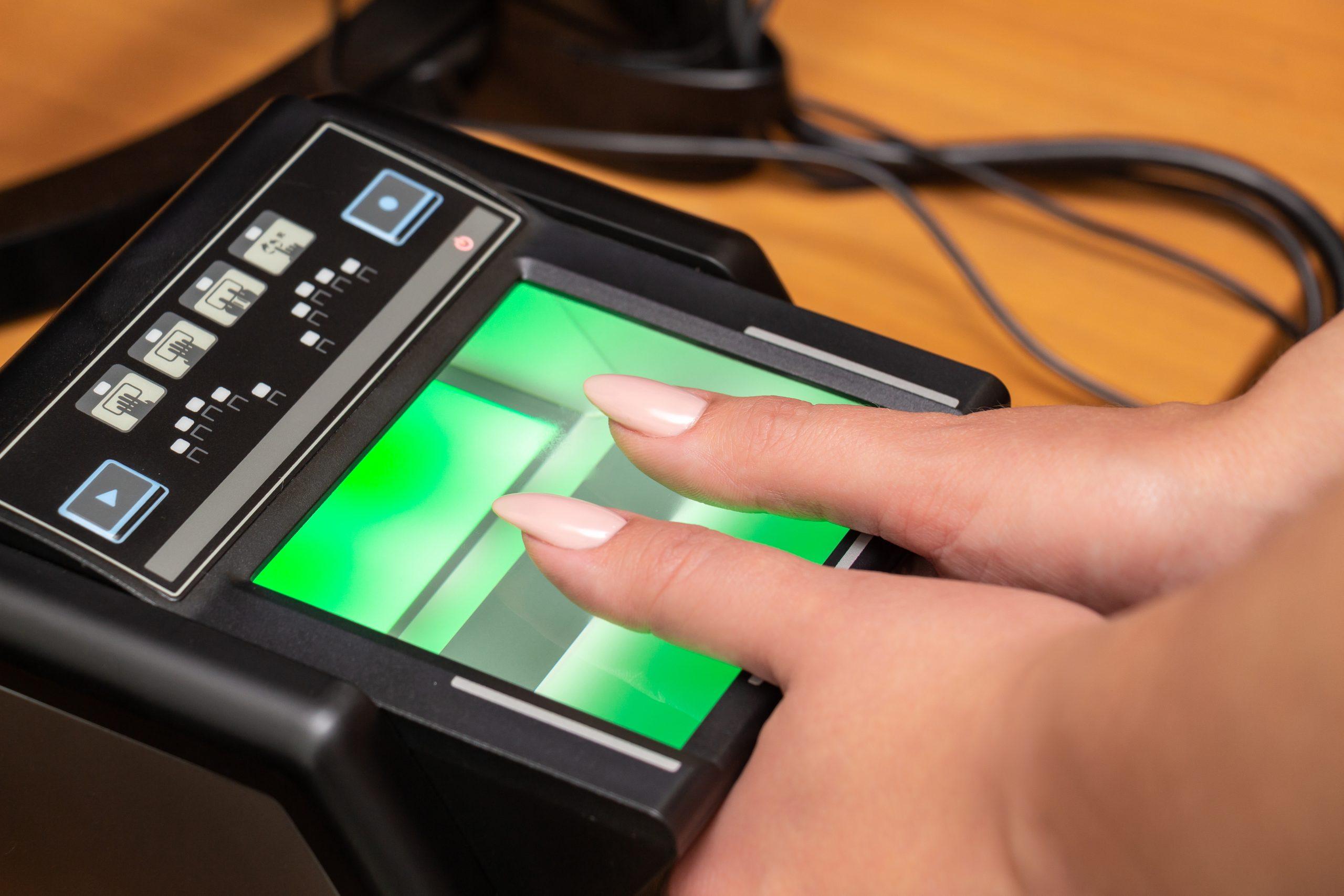 Biometric enrolment for Schengen visas