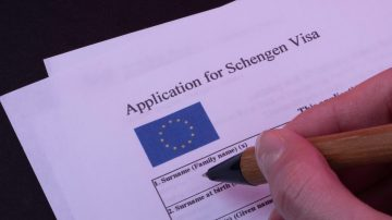 How to fill out the Schengen visa application form