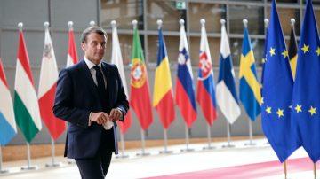 Macron looks to strengthen Schengen area
