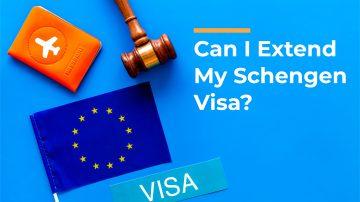 Can I extend my Schengen visa?
