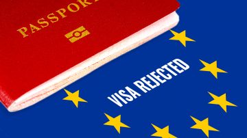Principales raisons de rejet d'une demande de visa Schengen